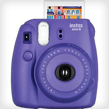 Mini-Photo Printing Camera