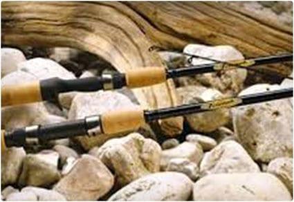 St. Croix Casting Rod
