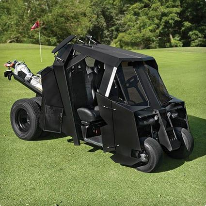 The Gotham Golf Cart