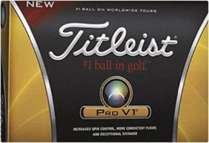 Titleist Pro VI Balls