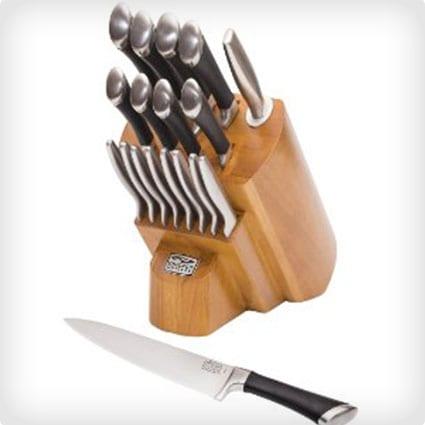 18-Piece Knife Set