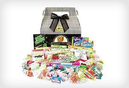 1980's Retro Candy Box