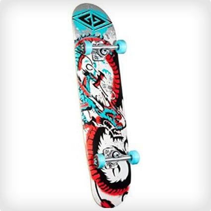 A Cool Skateboard