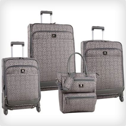 Anne Klein Luggage Set