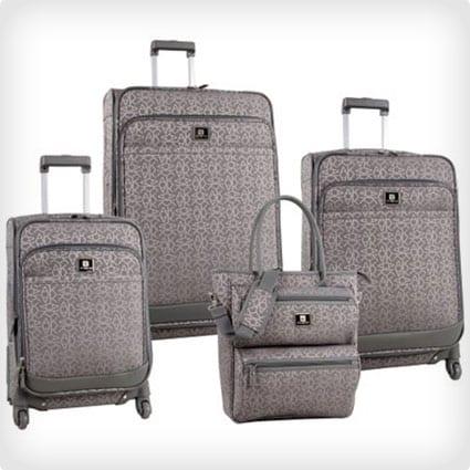 Anne Klein Luggage Set