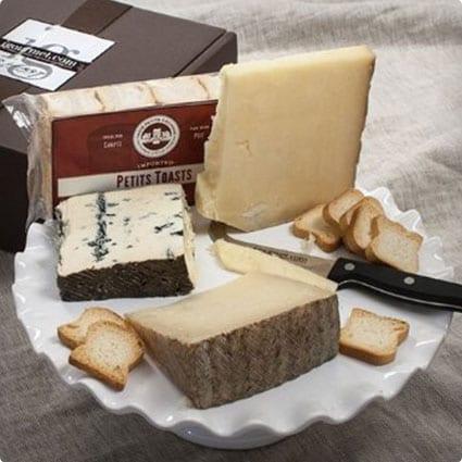 Artisan American Cheese Sampler