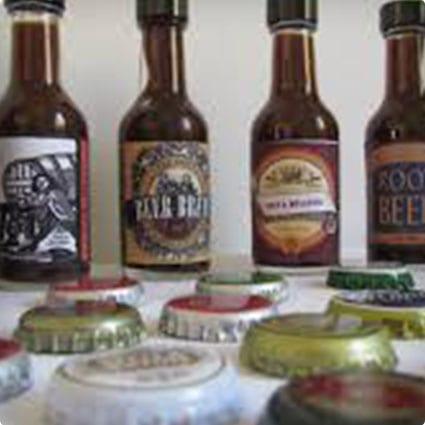 Beer BBQ Gift Set