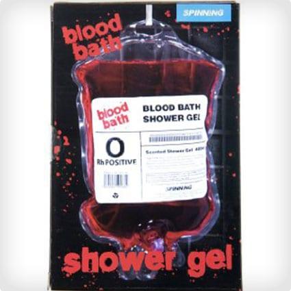 Blood Bath Shower Gel