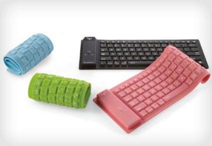 Bluetooth Rollup Keyboard