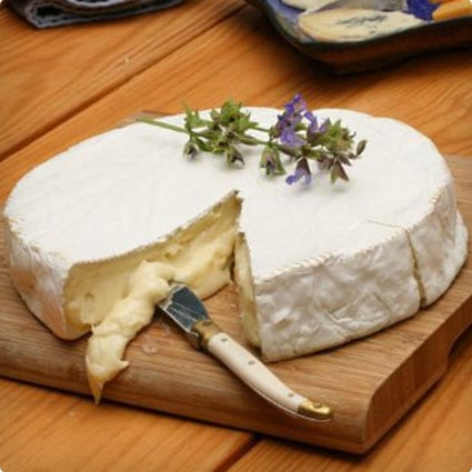 Brie Cheese Wheel