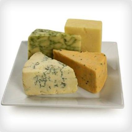 British Cheese Assortment