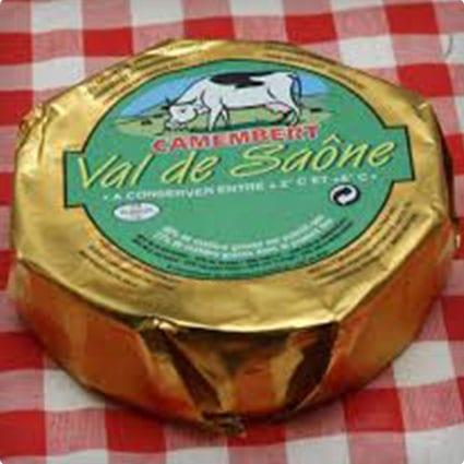Camembert Cheese Wheel