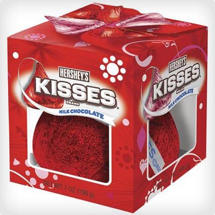 Giant Hershey's Kiss