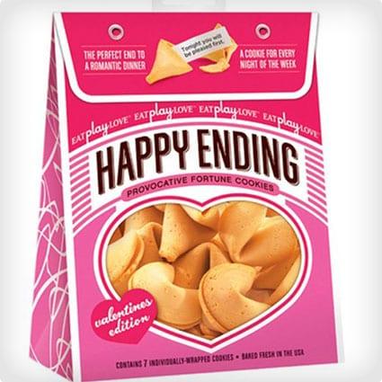 Happy Ending Fortune Cookies