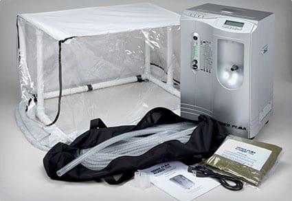 High Altitude Sleep System