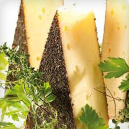 Krauterschatz Austrian Cheese