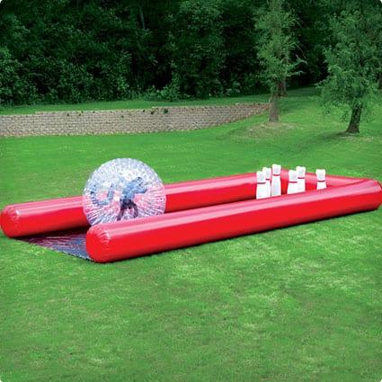 Life Size Bowling