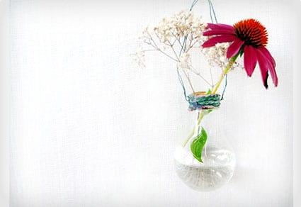 Light Bulb Vase