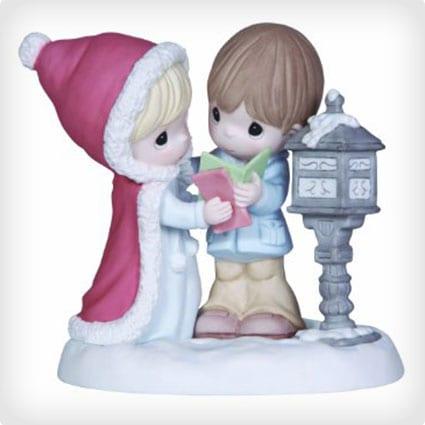 Mailbox Figurine