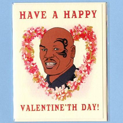 Mike Tyson Valentine