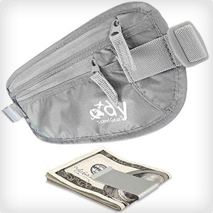 Money Belt & Passport Holder