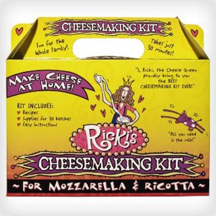 Mozarella and Ricotta Making Kit