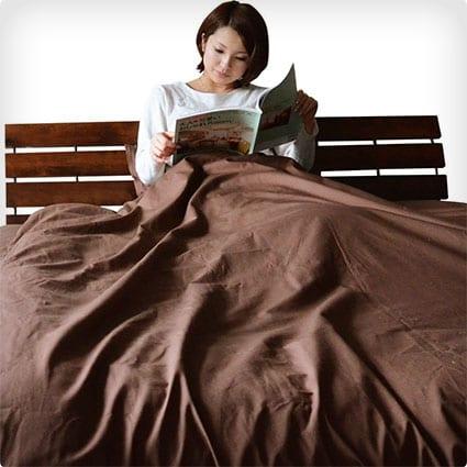 Odor Resistant Comforter Cover
