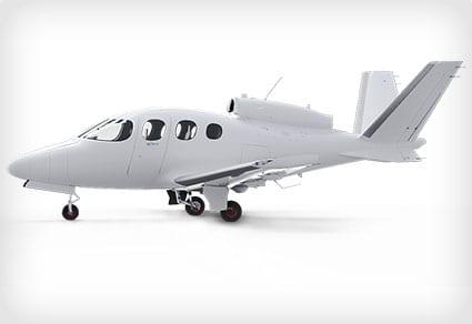 Personal Jet Plane