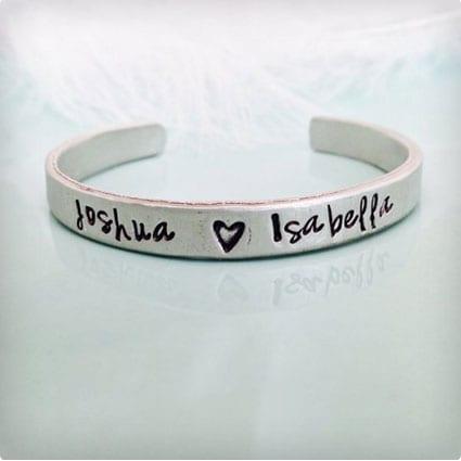 Personalzed Bracelet