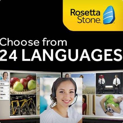 Rosetta Stone Online