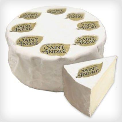 Saint Andre Cheese Wheel