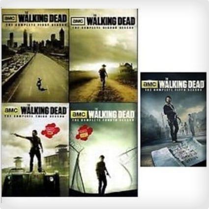 Seasons 1-5 Box Set
