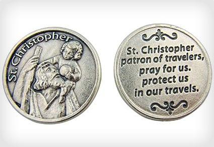 St. Christopher's Medallion