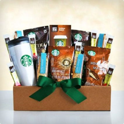 Starbucks Travelers Coffee Pack