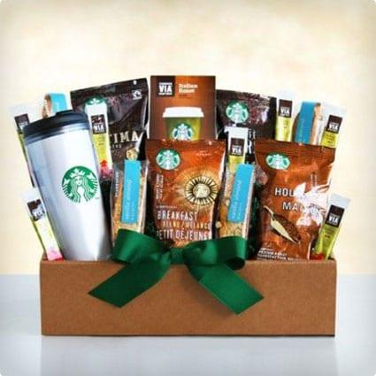 Starbucks Travelers Coffee Pack