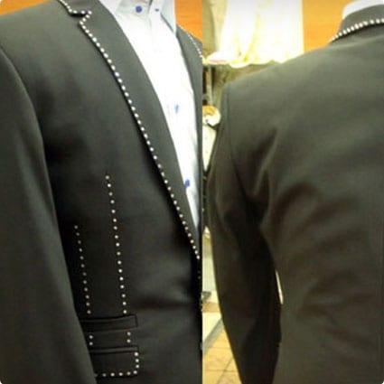 Stuart Hughes Tailored Suit