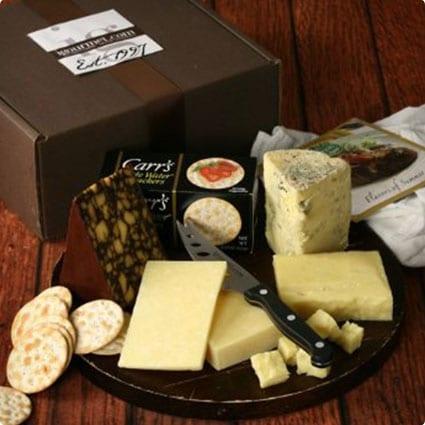 The Irish Cheese Assortment