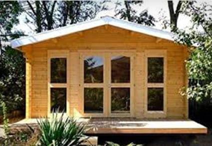 Vacation Cabin Kit