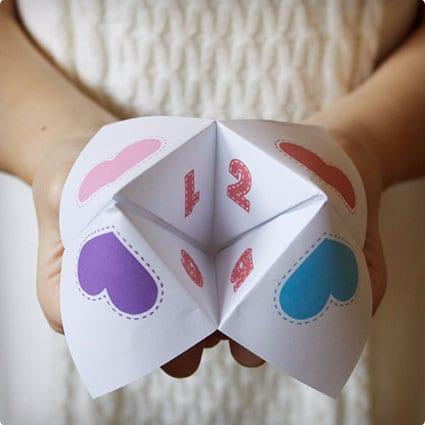 Valentine Fortune Tellers