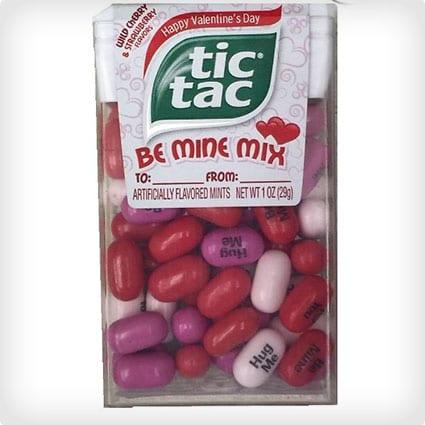 Valentine Tic Tacs