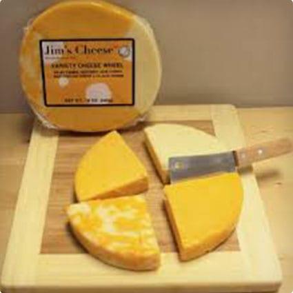 Wisconsin Cheese Wheel