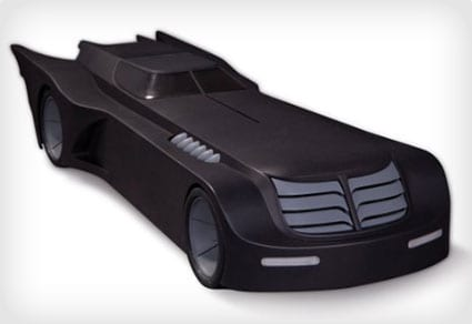 Animated Series Collectible Batmobile