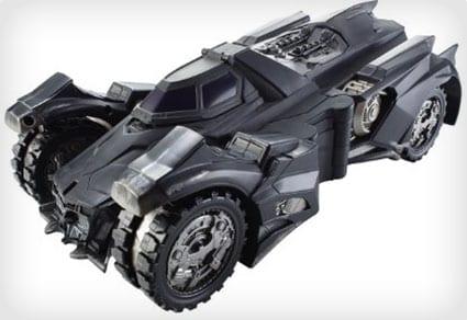 Arkham Nights Batmobile