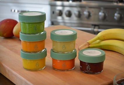 Baby Food Storage Set