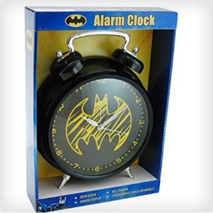 Bat Alarm Clock