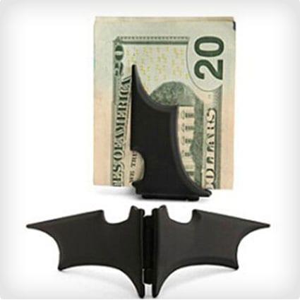 Bat Cash Clip