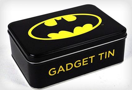 Bat Gadget Tin