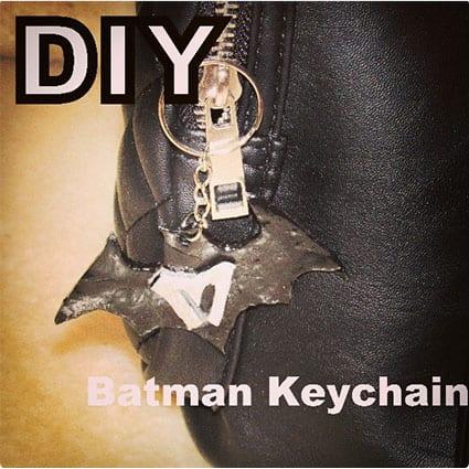 Bat Key Chain