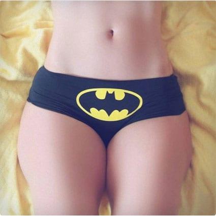 Batman Booty Shorts
