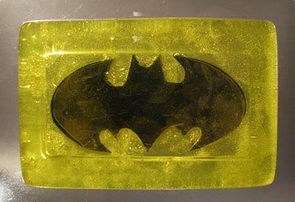Batman Soap